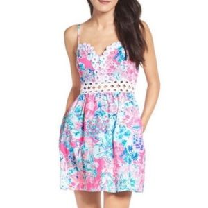 Lilly Pulitzer Rika Fit and Flare dress